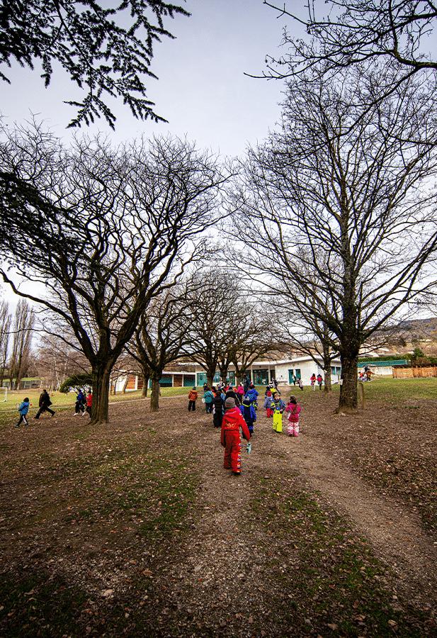 Parc du centre de loisirs