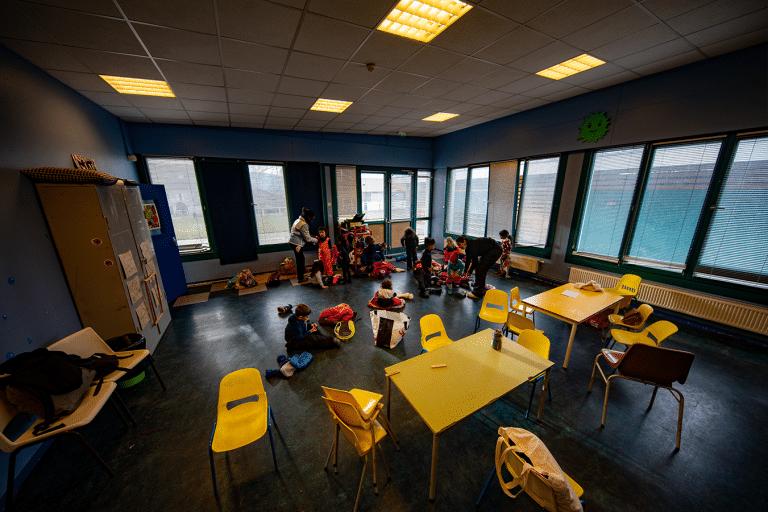 Salle d'activités des Maternelles